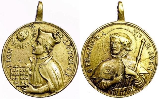 Recopilacion 180 medallas de San Ignacio de Loyola Z5_e0010