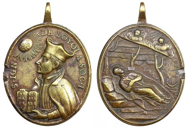 Recopilacion 180 medallas de San Ignacio de Loyola Z6_f0110