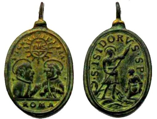 Recopilacion 180 medallas de San Ignacio de Loyola Z8_ign10