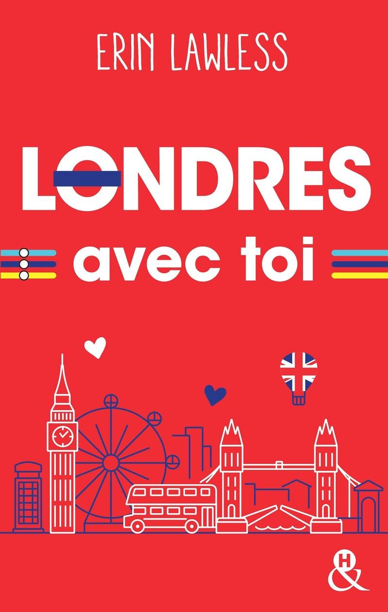 Londres avec toi de Erin Lawless 71ewsl10