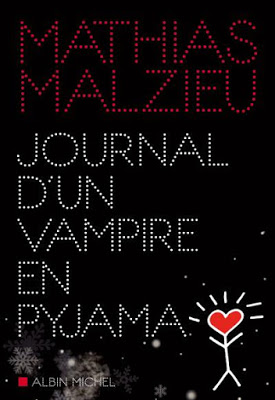 Journal d'un vampire en pyjama de Mathias Malzieu Journa10