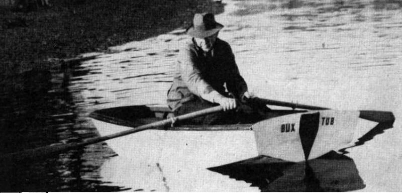 peniche sylvie plan systeme D des années 50 (origine. stab) Barque11