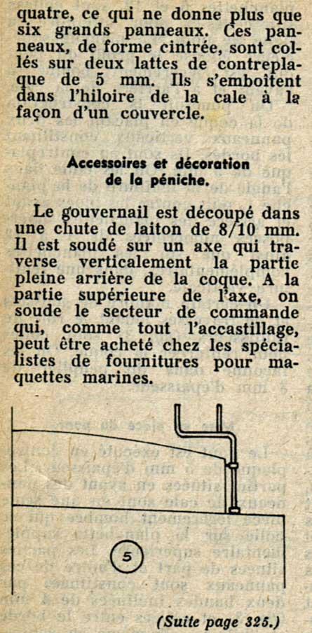 peniche sylvie plan systeme D des années 50 (origine. stab) Penich13