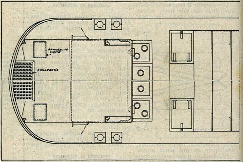 peniche sylvie plan systeme D des années 50 (origine. stab) Penich15
