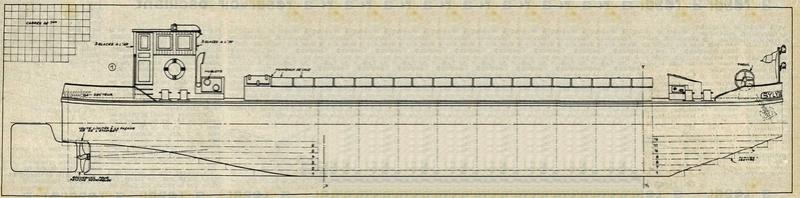peniche sylvie plan systeme D des années 50 (origine. stab) Penich16