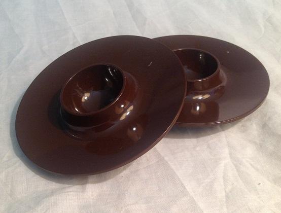 Rosti Melamine egg cups/plates Img_4312