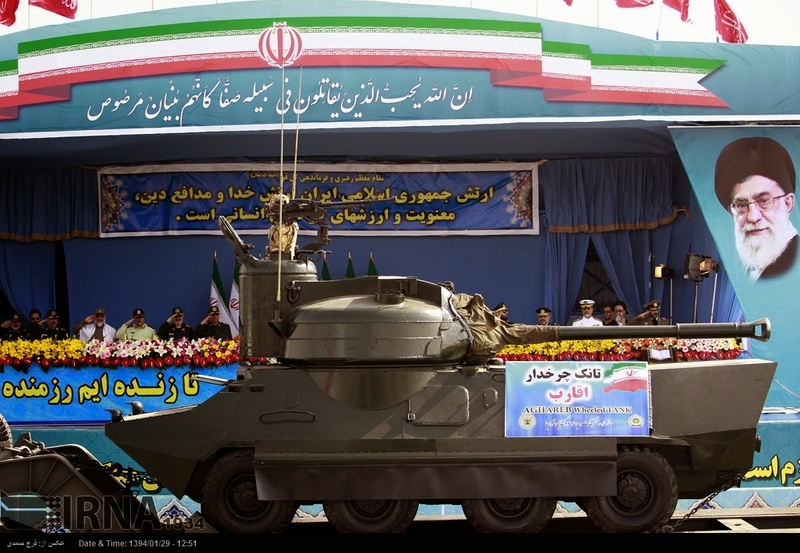 Iranian Ground Forces | News and Equipment - Page 2 Nezaja11