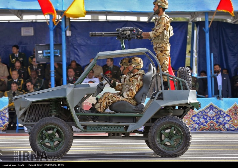 Iranian Ground Forces | News and Equipment - Page 2 Nezaja13