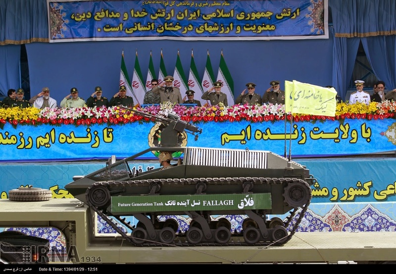 Iranian Ground Forces | News and Equipment - Page 2 Nezaja15