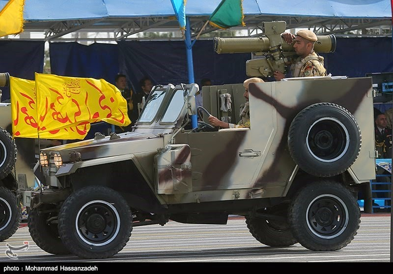 Iranian Ground Forces | News and Equipment - Page 2 Safir_10