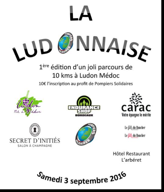 Couse pédestre : La Ludonnaise le 03/09/2016 Afflud10