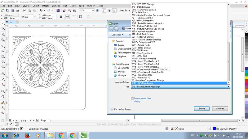 Fichiers .CDR Captur12