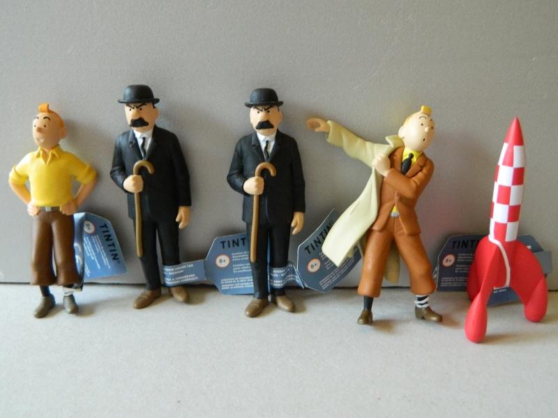 Ma Collection d'objets de Tintin Dscn6716