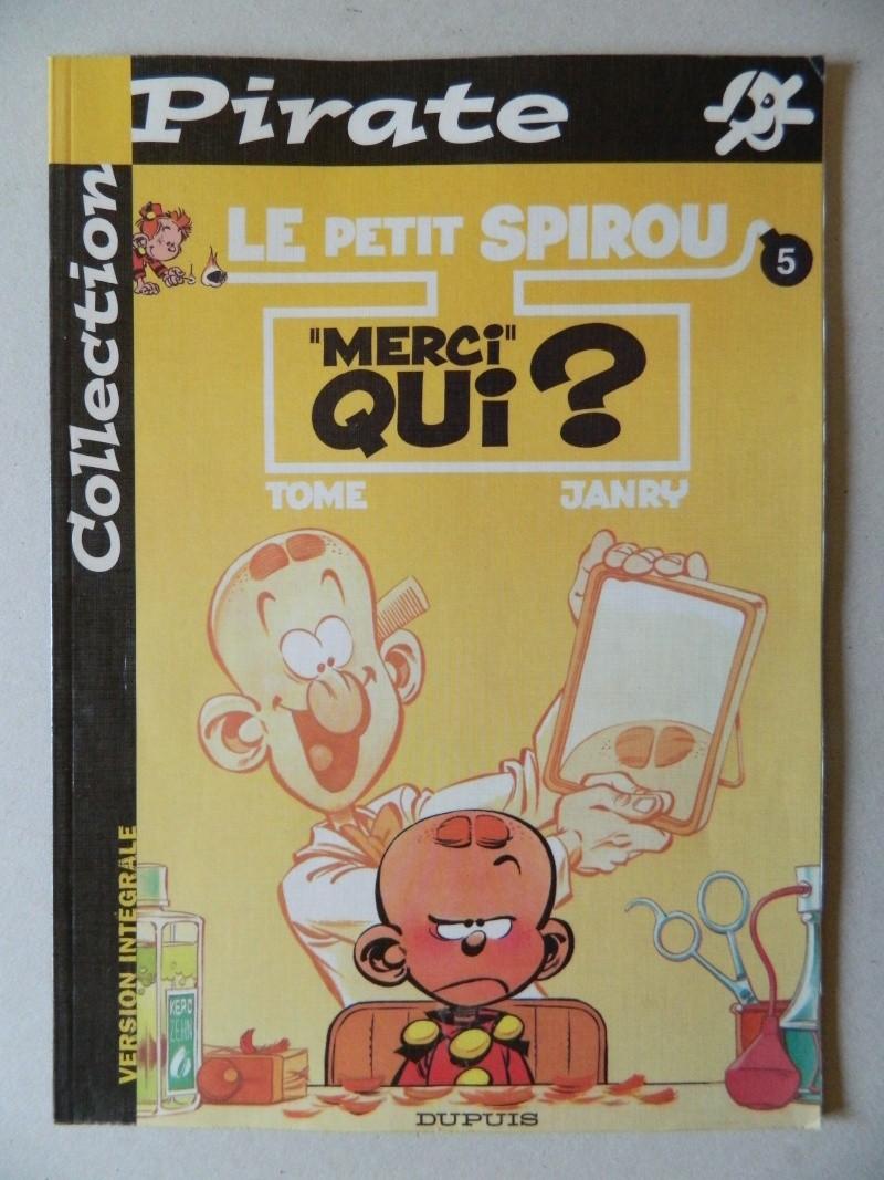 La Petite Collection d'objets du P'tit Spirou, de Spirou et de Marsupilami Dscn6813