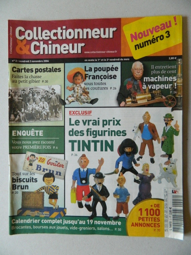 Ma Collection d'objets de Tintin Dscn6820