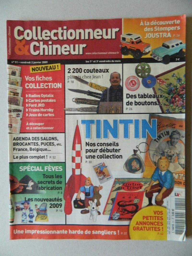Ma Collection d'objets de Tintin Dscn6821