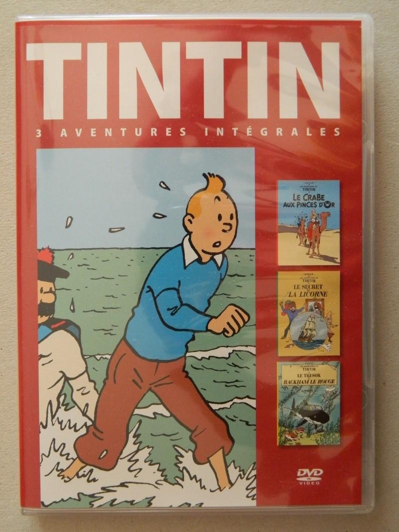 Ma Collection d'objets de Tintin Dscn7112