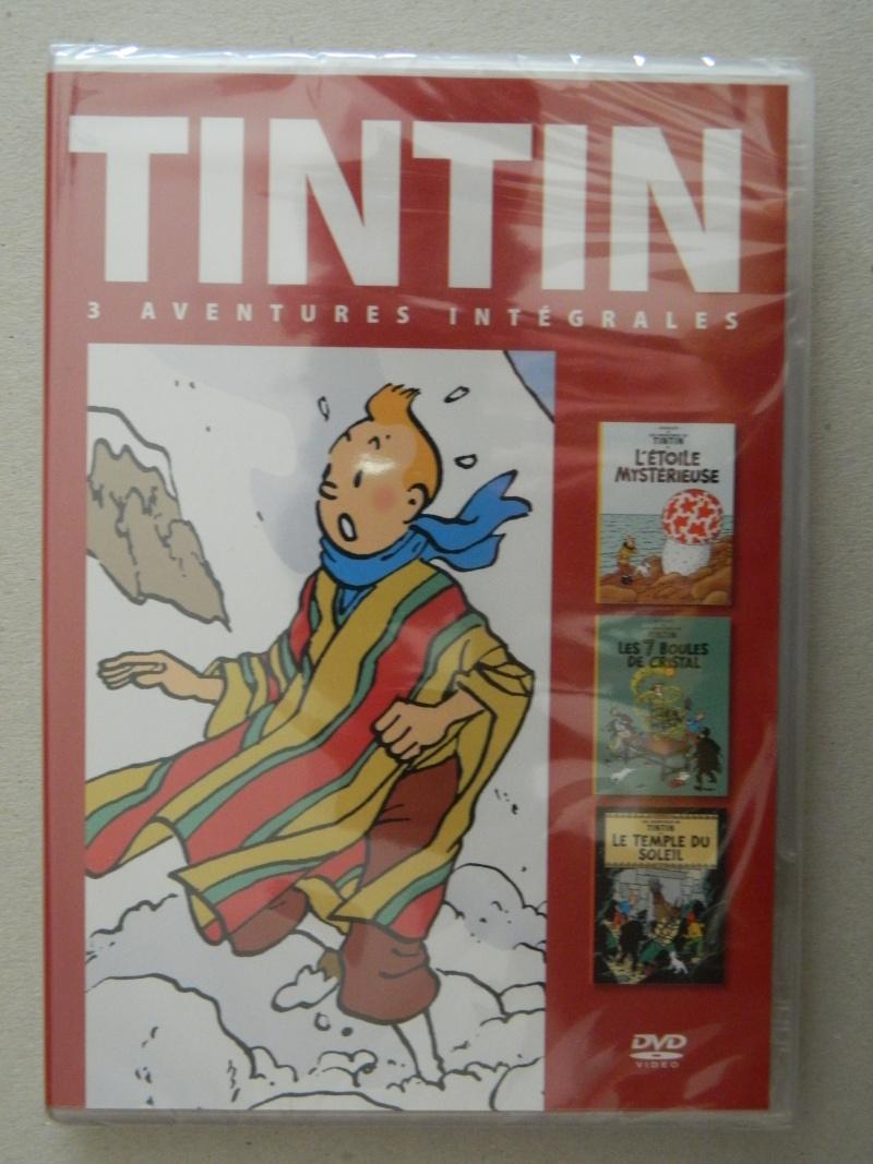 Ma Collection d'objets de Tintin Dscn7113