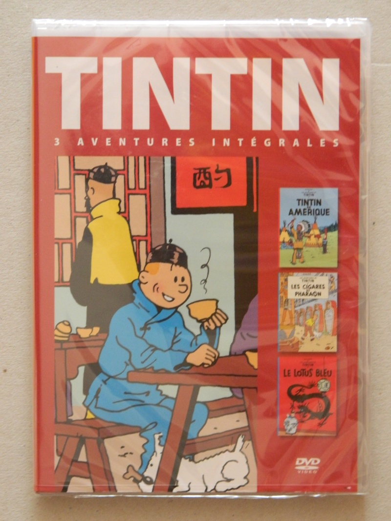 Ma Collection d'objets de Tintin Dscn7116