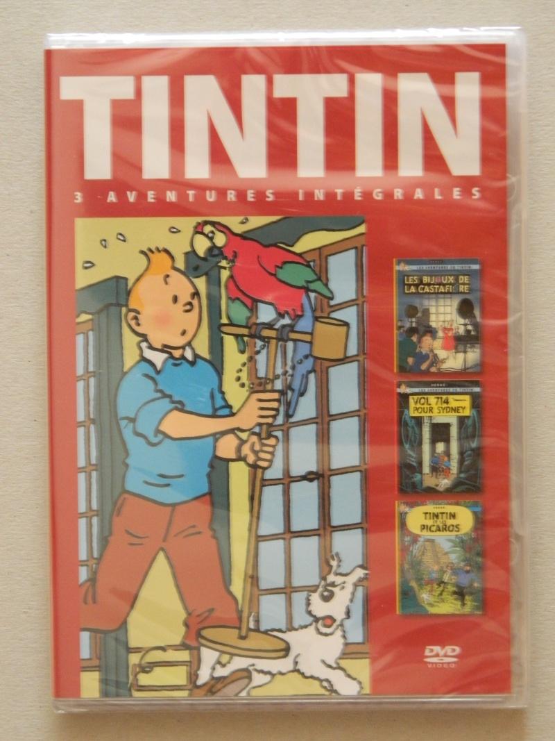 Ma Collection d'objets de Tintin Dscn7117