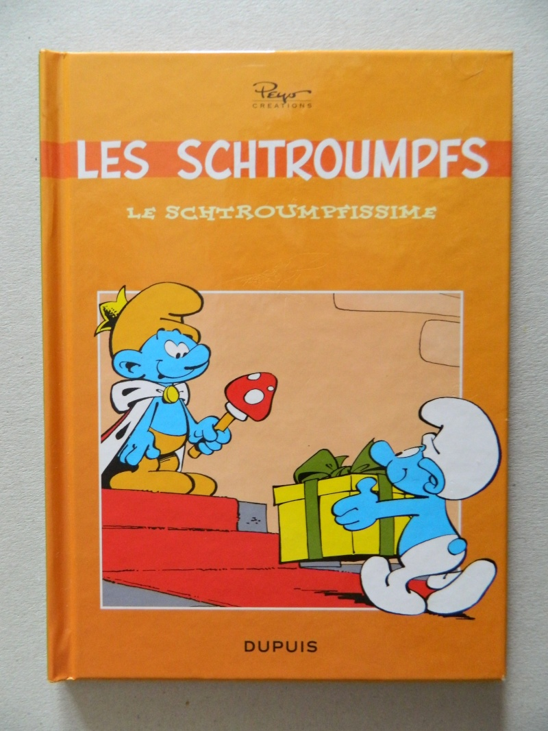 Mes Schtroumpfs Objets Dscn7514