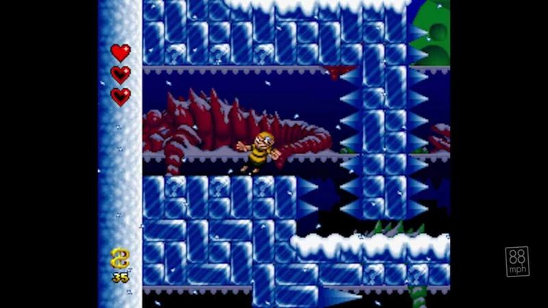 Vos jeux et niveaux où il fait froid préférés Maxres11