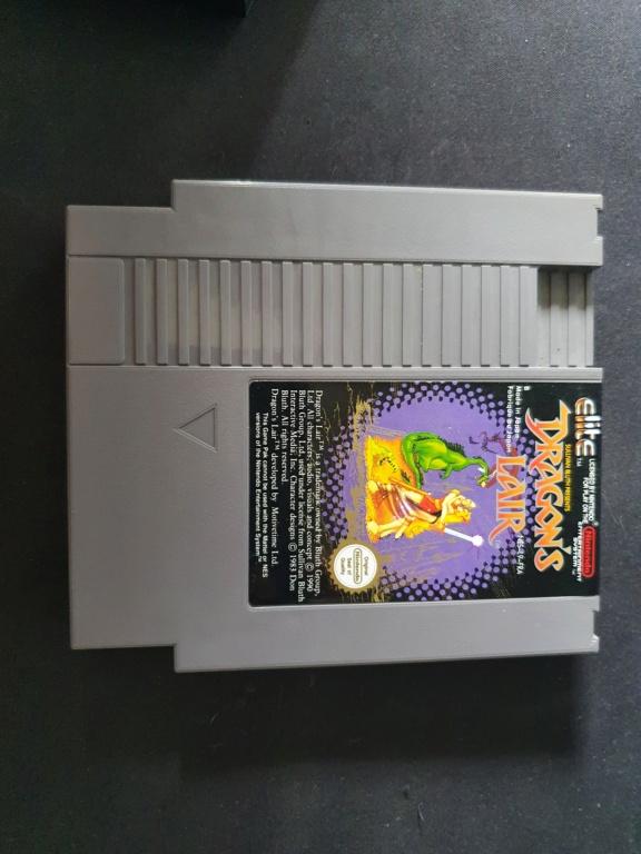 [ESTIM] Jeux NES Loose+ 20210510
