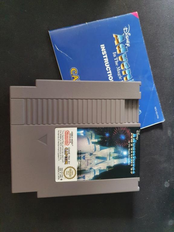 [ESTIM] Jeux NES Loose+ 20210511