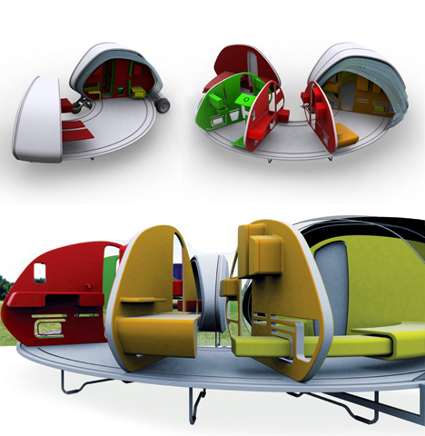 252 Living Area un design surprenant  Camper11