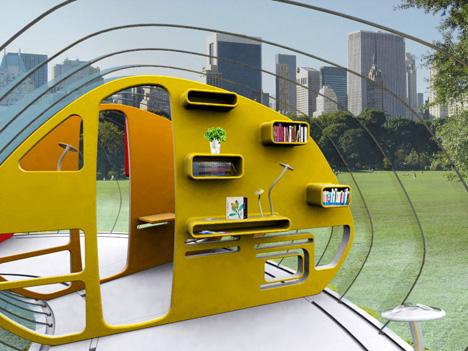 252 Living Area un design surprenant  Camper13