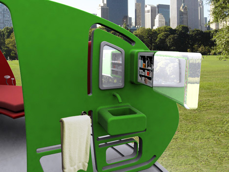 252 Living Area un design surprenant  Camper15