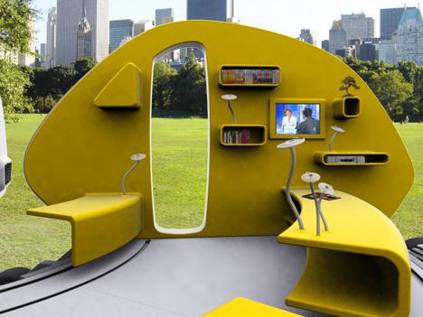 252 Living Area un design surprenant  Camper16