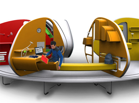 252 Living Area un design surprenant  Camper18