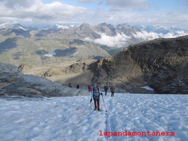 20100802 - ALPES ITALIANOS - GRAN PARADISO (4.061 m.) 01911