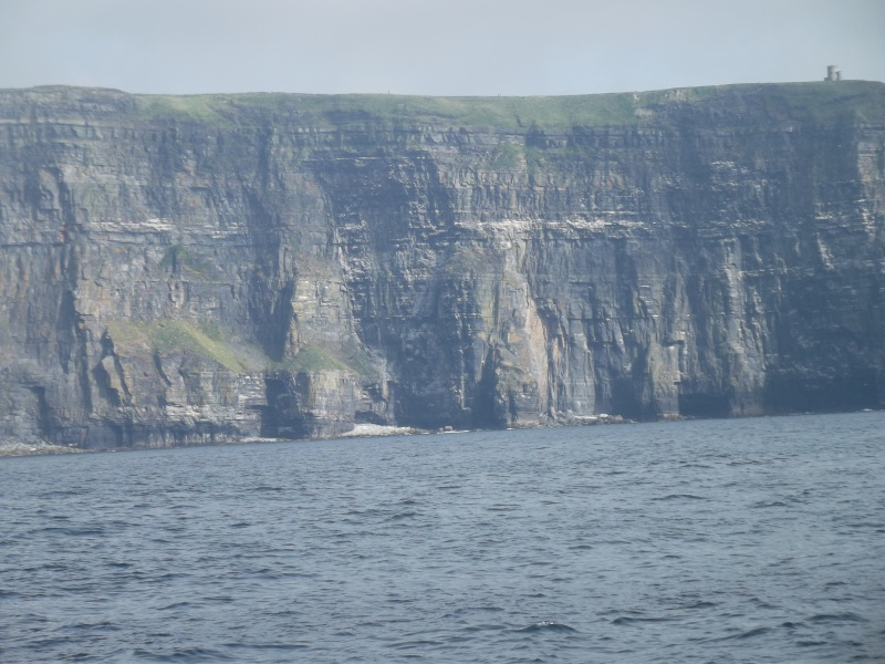 Cliffs of Moher and Inisheer Island ( one of the Aran islands) Dscf1727