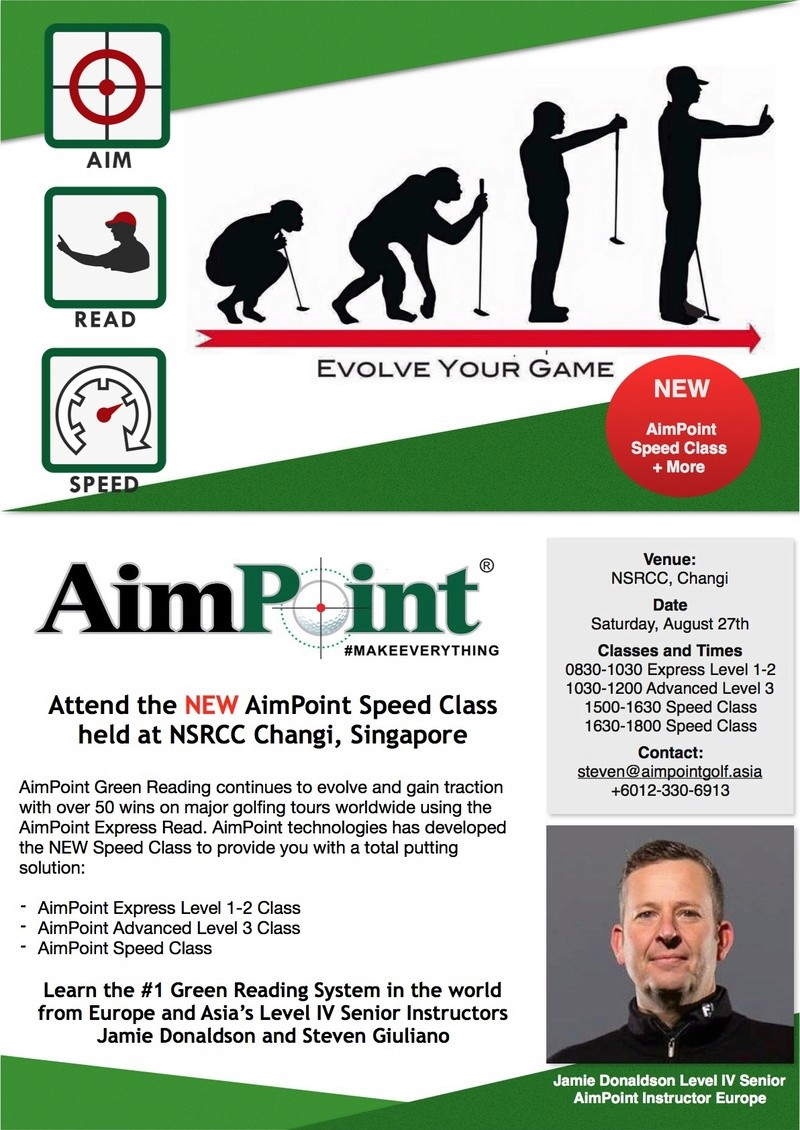 AimPoint Green Reading  Level 1-2-3 and NEW AimPoint Speed Classes @ NSRCC Changi, August 27th (Jamie Donaldson Coming to Singapore) Sing_j10