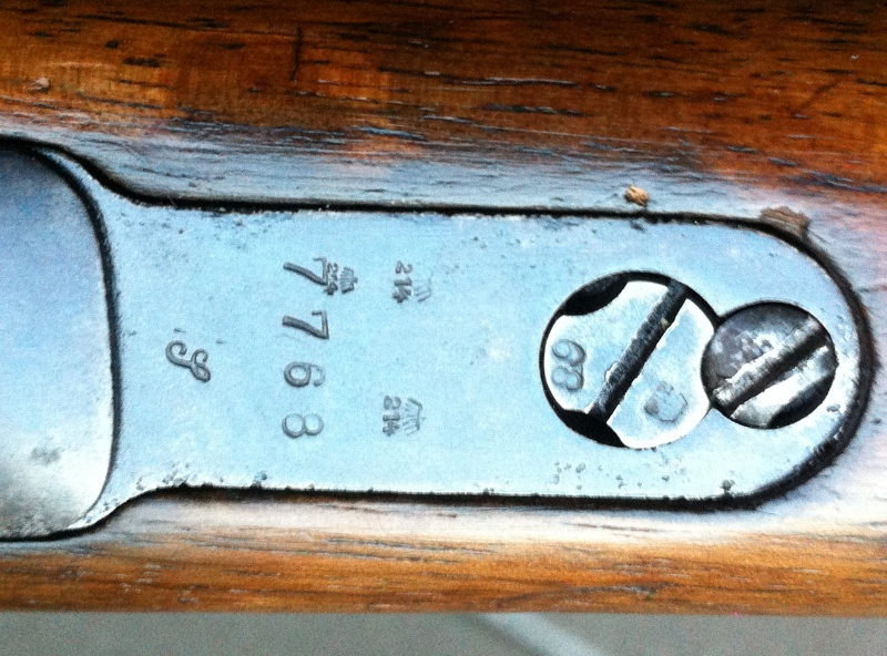 MAUSER K98K S/147/G DE 3ème TYPE 1935 Img_3417