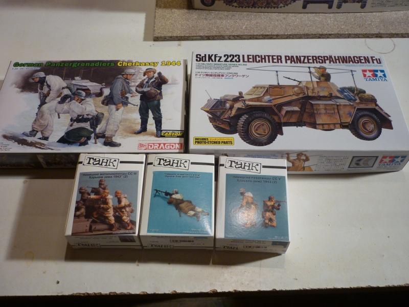 Front de l'Est en hiver (SdKfz 223 1/35 Tamiya + personnages Dragon et Tank) P1050610