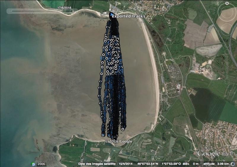 demain direction Aytré beach et dimanche Estuaire 17062010