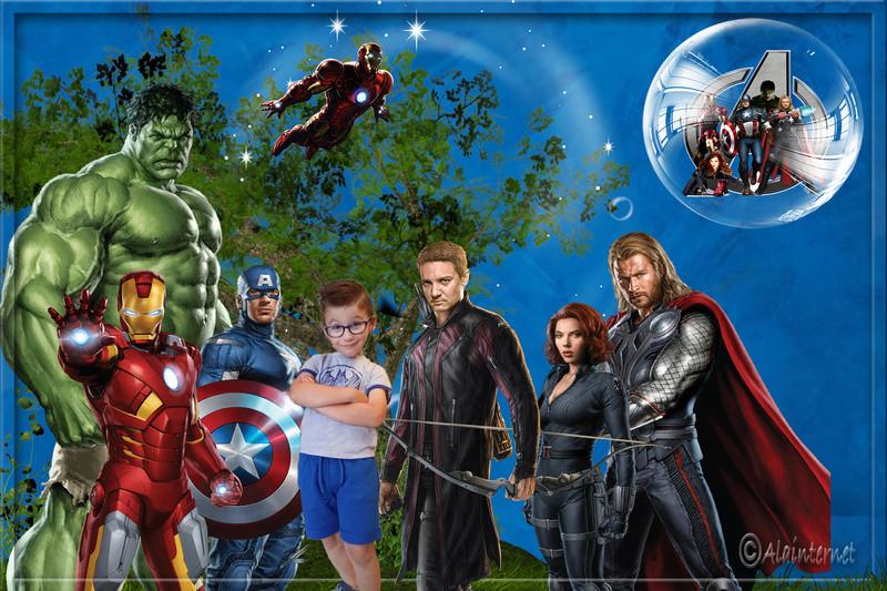 annversaire avengers Avenge10