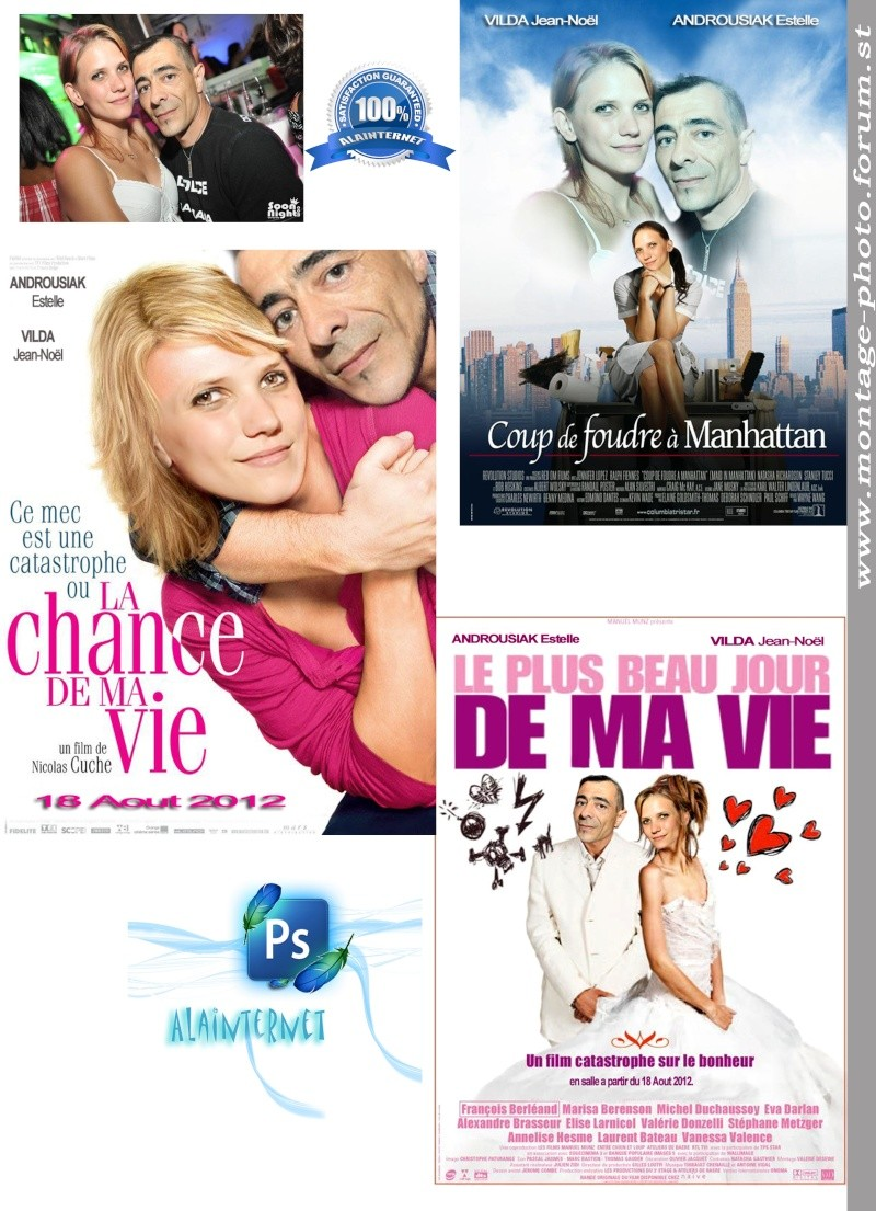Photos greg celine cridou angélique et ludovic Cinema10