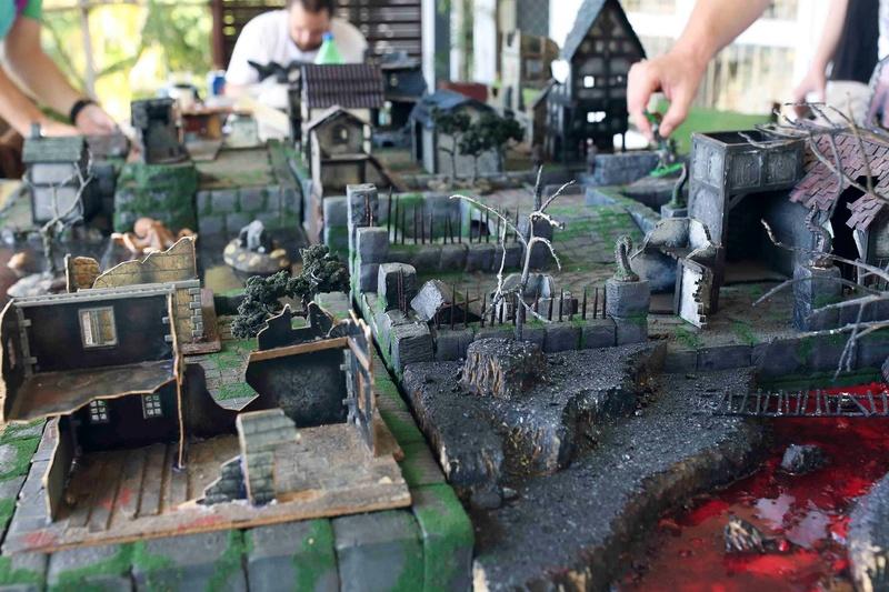 marienburg - Mutiny in Marienburg Kick off 13735010