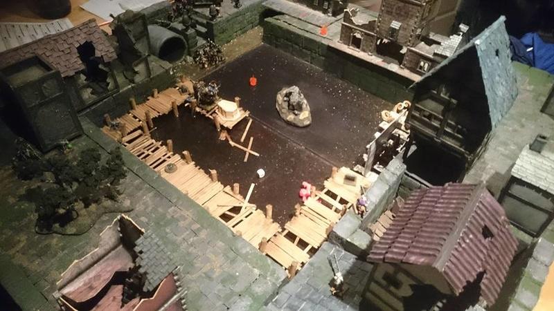 marienburg - Mutiny in Marienburg Kick off Black10