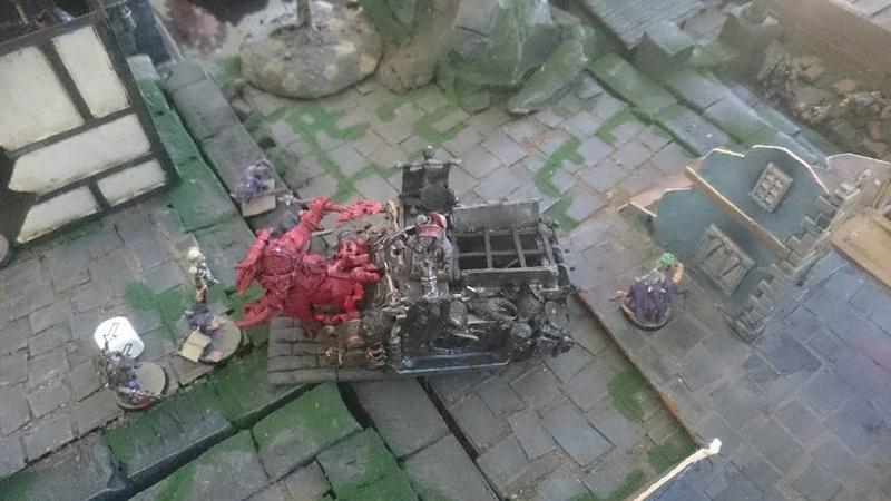 marienburg - Mutiny in Marienburg Kick off Chaos_10
