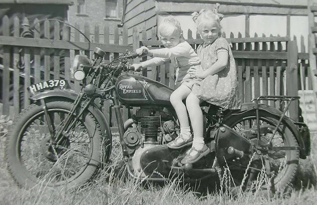 children on motorcycles Funny_10