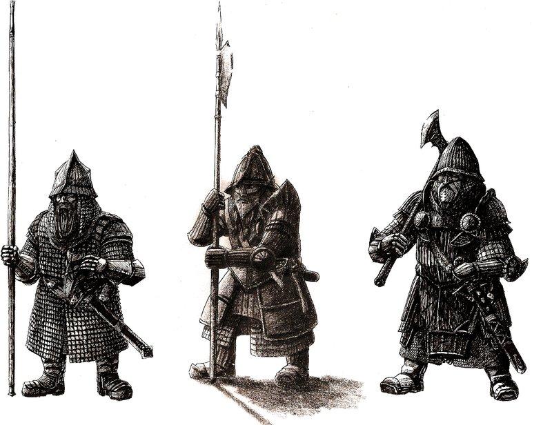 Catalogue des armées des Rois des Montagnes Rouges Nain_h10