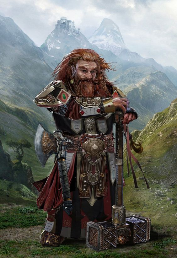 Catalogue des armées des Rois des Montagnes Rouges Nain_o10