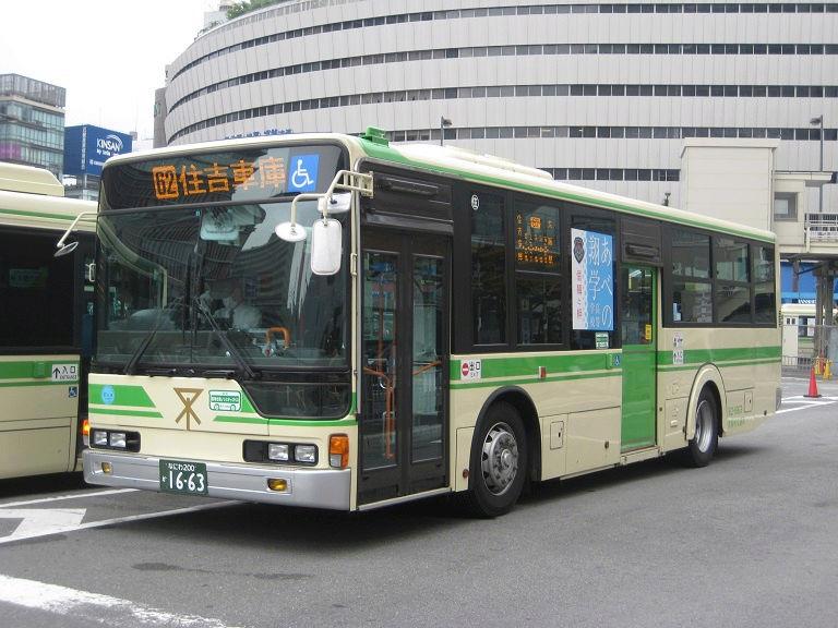 [2014年の夏][大阪市] 大阪市バス 2010