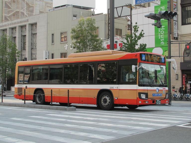 [2016年の夏][姫路市] 神姫バス 328010