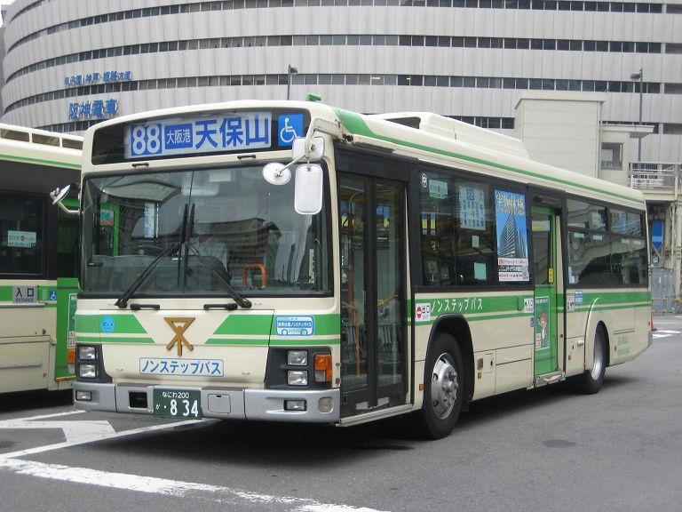 [2014年の夏][大阪市] 大阪市バス 410